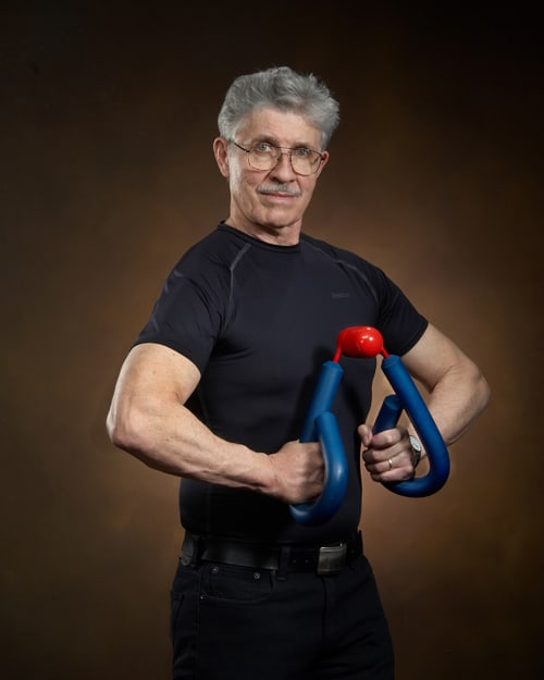 Fred Wilson Senior Fitness Instructor