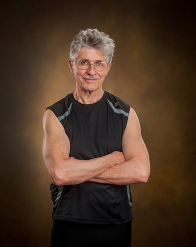 Fred Wilson of Fitness After 50 senior fitness-certified trainer in Syracuse NY