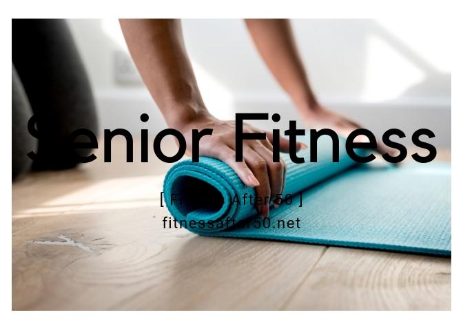 Senior Fitness Syracuse NY